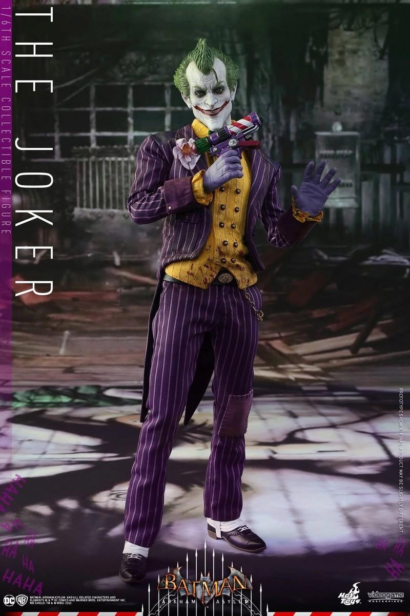 Batman : Arkham Asylum - The Joker Collectible 1/6 (Hot Toys) 13335710