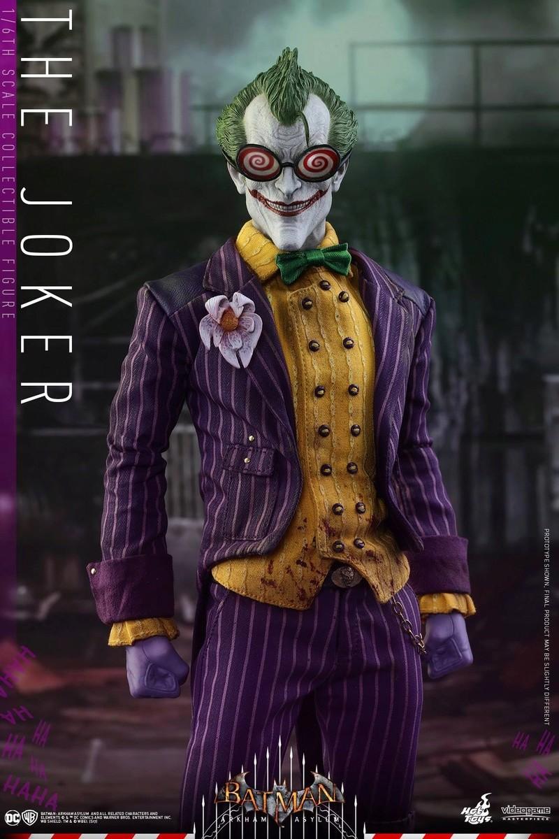 Batman : Arkham Asylum - The Joker Collectible 1/6 (Hot Toys) 13340210