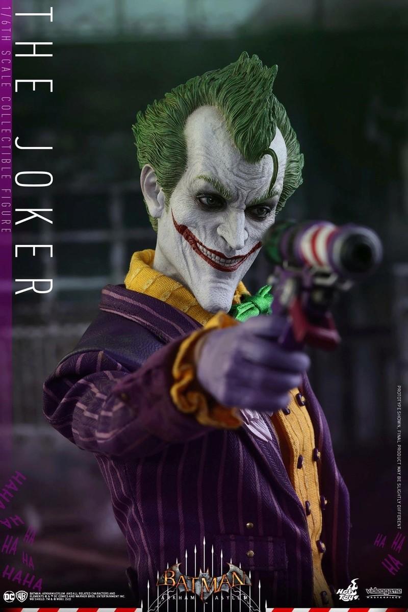 Batman : Arkham Asylum - The Joker Collectible 1/6 (Hot Toys) 13342310