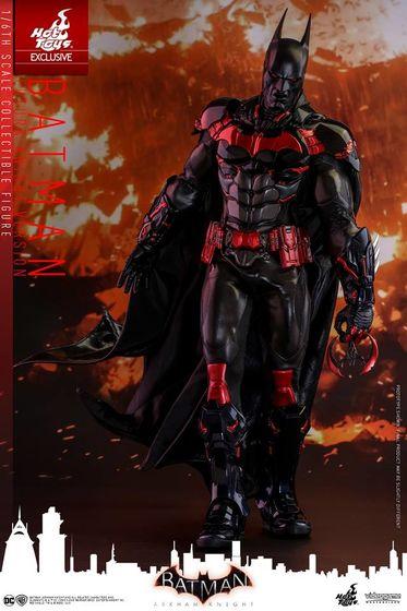 Batman : Arkham Knight - Batman (Futura Knight Version) 1/6 (Hot Toys) 15310110