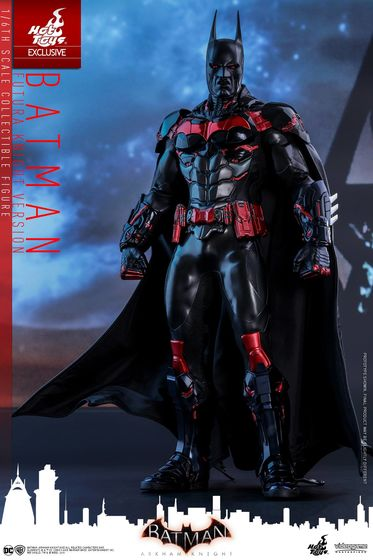 Batman : Arkham Knight - Batman (Futura Knight Version) 1/6 (Hot Toys) 15310210