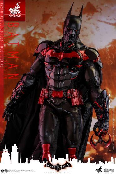 Batman : Arkham Knight - Batman (Futura Knight Version) 1/6 (Hot Toys) 15310211