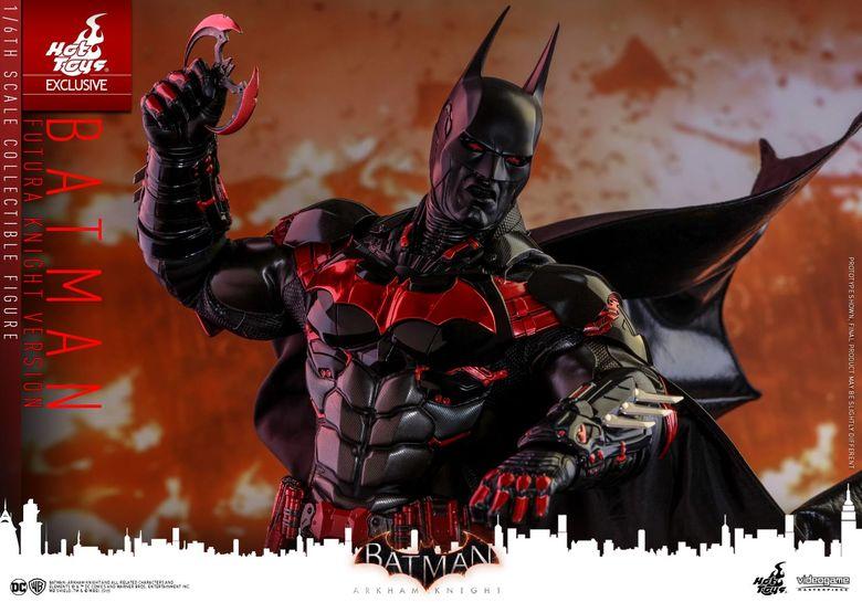 Batman : Arkham Knight - Batman (Futura Knight Version) 1/6 (Hot Toys) 15310212