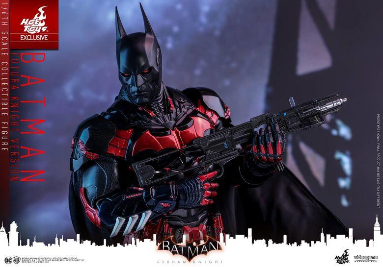 Batman : Arkham Knight - Batman (Futura Knight Version) 1/6 (Hot Toys) 15310213