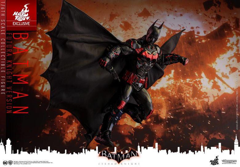 Batman : Arkham Knight - Batman (Futura Knight Version) 1/6 (Hot Toys) 15310310