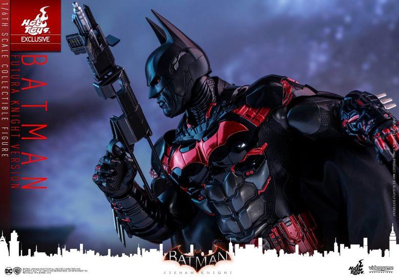 Batman : Arkham Knight - Batman (Futura Knight Version) 1/6 (Hot Toys) 15310311