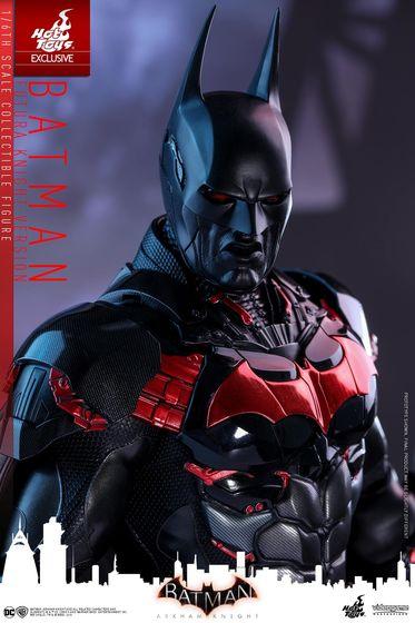 Batman : Arkham Knight - Batman (Futura Knight Version) 1/6 (Hot Toys) 15310312