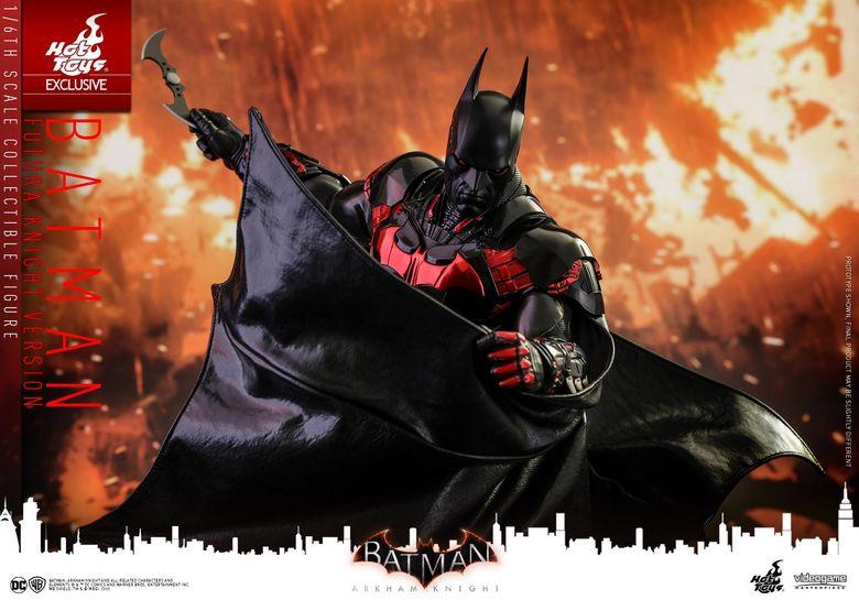 Batman : Arkham Knight - Batman (Futura Knight Version) 1/6 (Hot Toys) 15310313