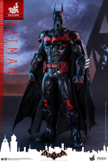 Batman : Arkham Knight - Batman (Futura Knight Version) 1/6 (Hot Toys) 15310410