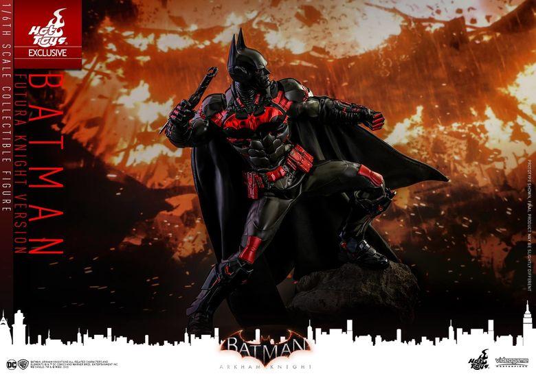 Batman : Arkham Knight - Batman (Futura Knight Version) 1/6 (Hot Toys) 15310411