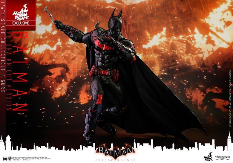 Batman : Arkham Knight - Batman (Futura Knight Version) 1/6 (Hot Toys) 15310412