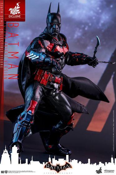 Batman : Arkham Knight - Batman (Futura Knight Version) 1/6 (Hot Toys) 15310510