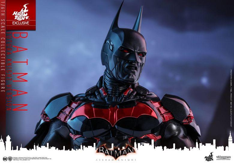 Batman : Arkham Knight - Batman (Futura Knight Version) 1/6 (Hot Toys) 15310511