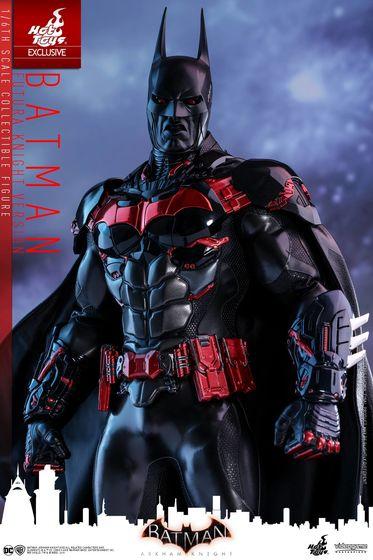 Batman : Arkham Knight - Batman (Futura Knight Version) 1/6 (Hot Toys) 15310512