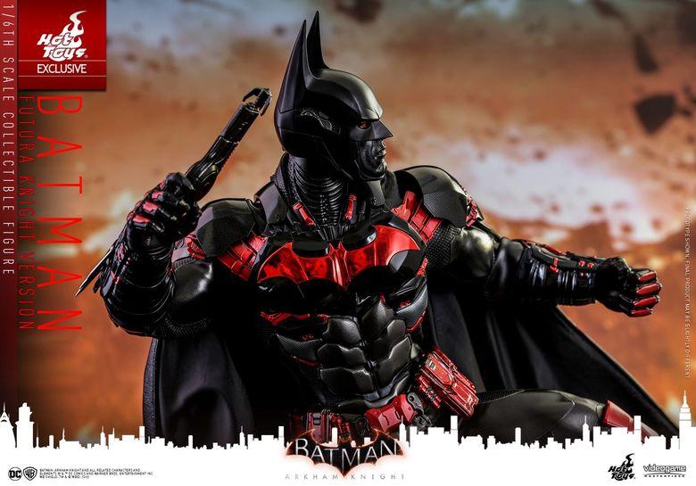 Batman : Arkham Knight - Batman (Futura Knight Version) 1/6 (Hot Toys) 15310513