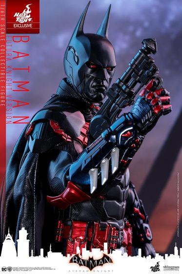Batman : Arkham Knight - Batman (Futura Knight Version) 1/6 (Hot Toys) 15310610