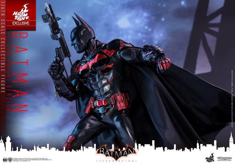 Batman : Arkham Knight - Batman (Futura Knight Version) 1/6 (Hot Toys) 15310612