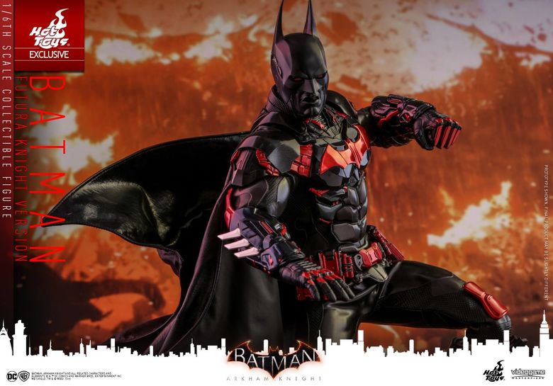 Batman : Arkham Knight - Batman (Futura Knight Version) 1/6 (Hot Toys) 15310710