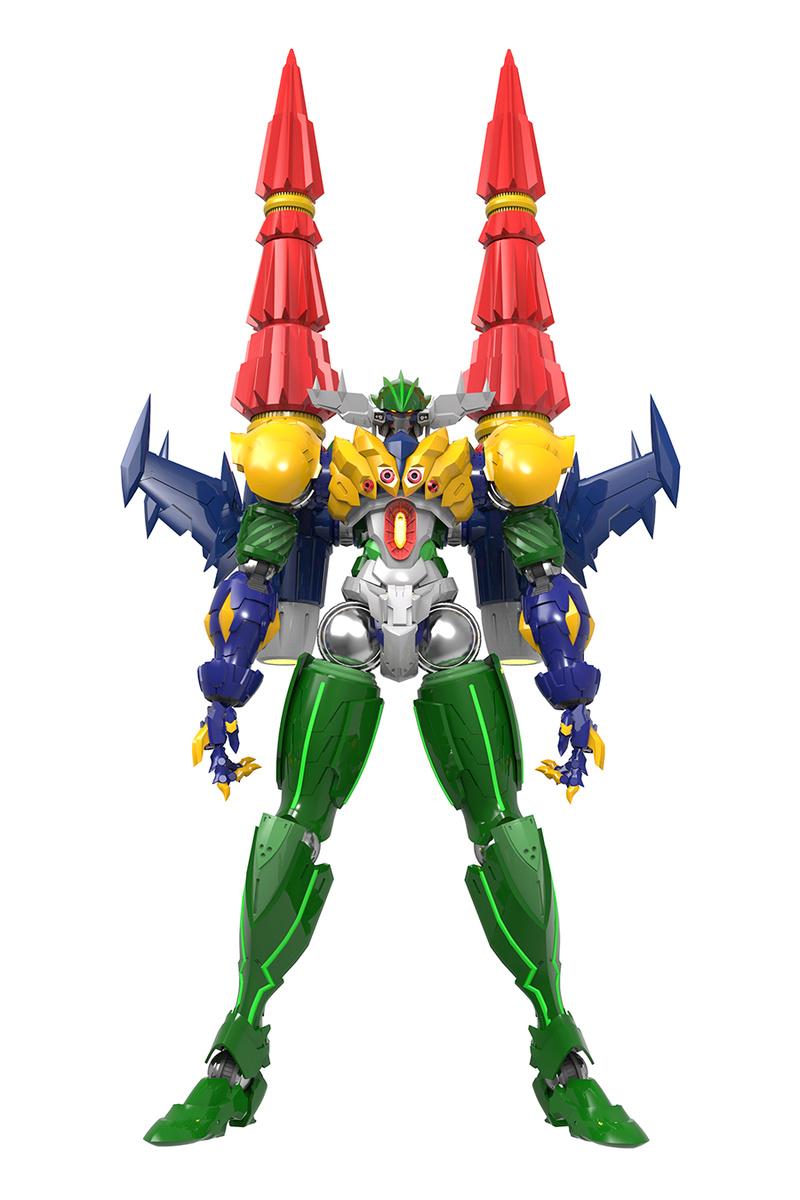 Kotetsu Jeeg (Evolution Toy) 16043710