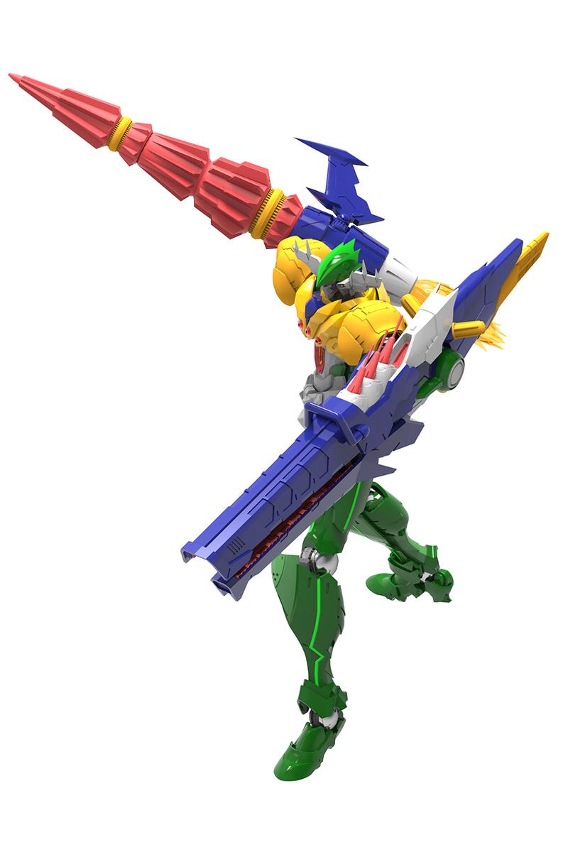 Kotetsu Jeeg (Evolution Toy) 16043810