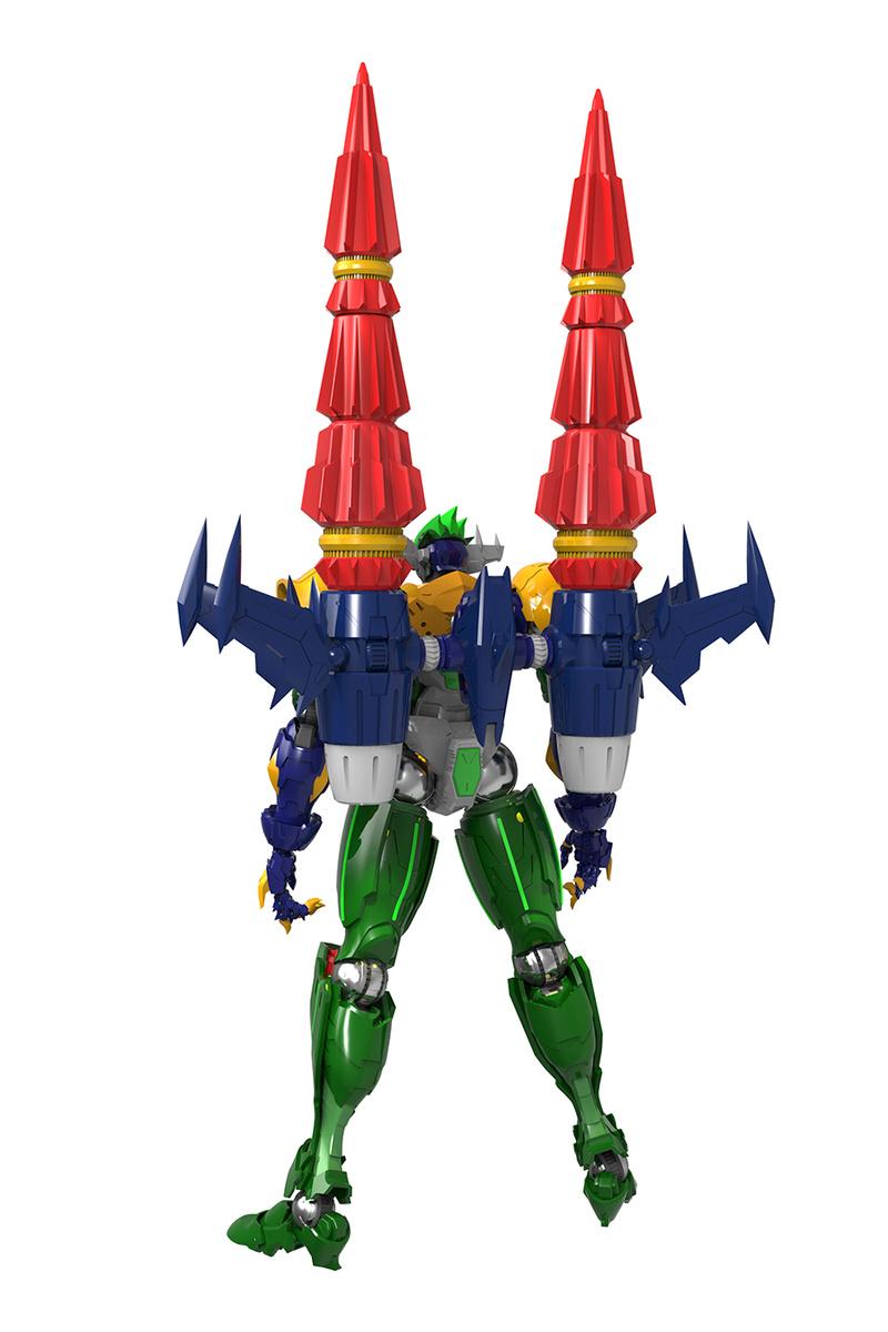 Kotetsu Jeeg (Evolution Toy) 16043811