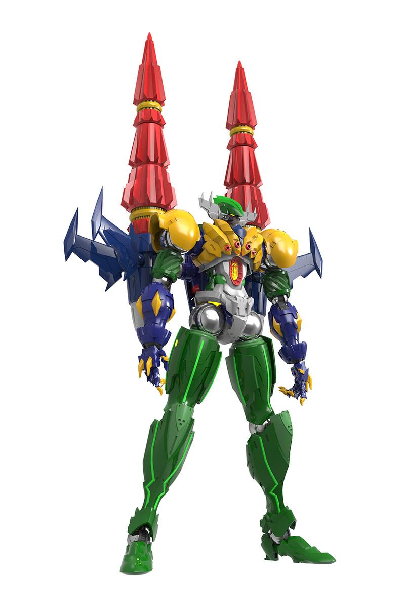 Kotetsu Jeeg (Evolution Toy) 16043812