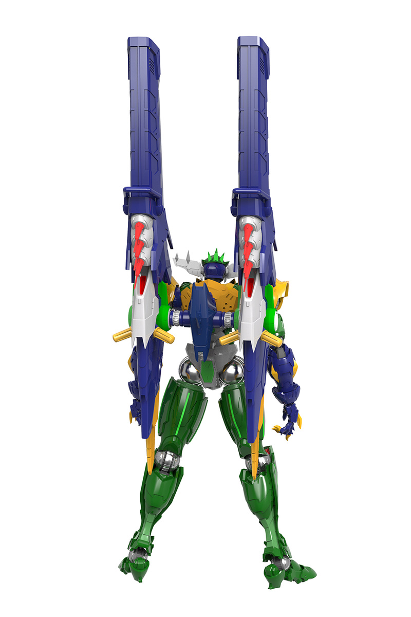 Kotetsu Jeeg (Evolution Toy) 16043813