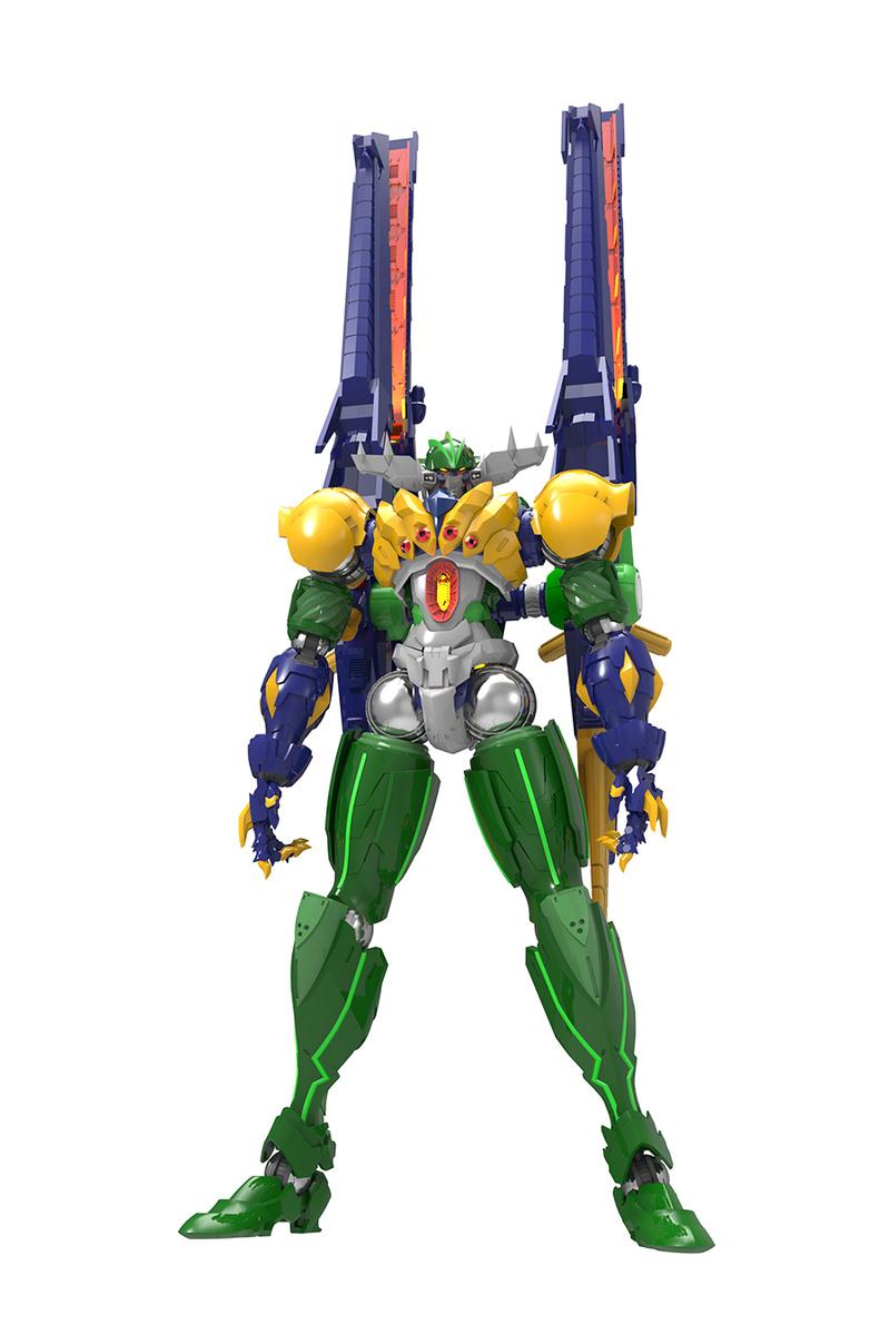 Kotetsu Jeeg (Evolution Toy) 16043814