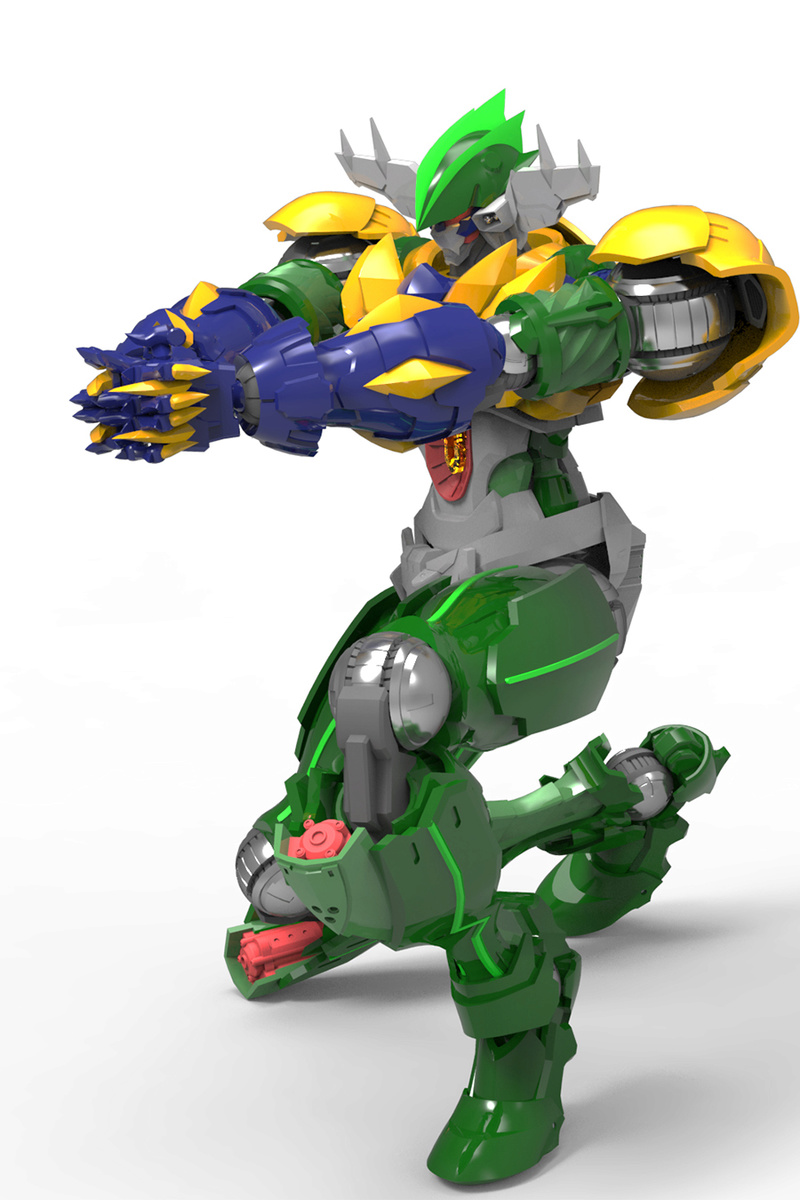 Kotetsu Jeeg (Evolution Toy) 16043912