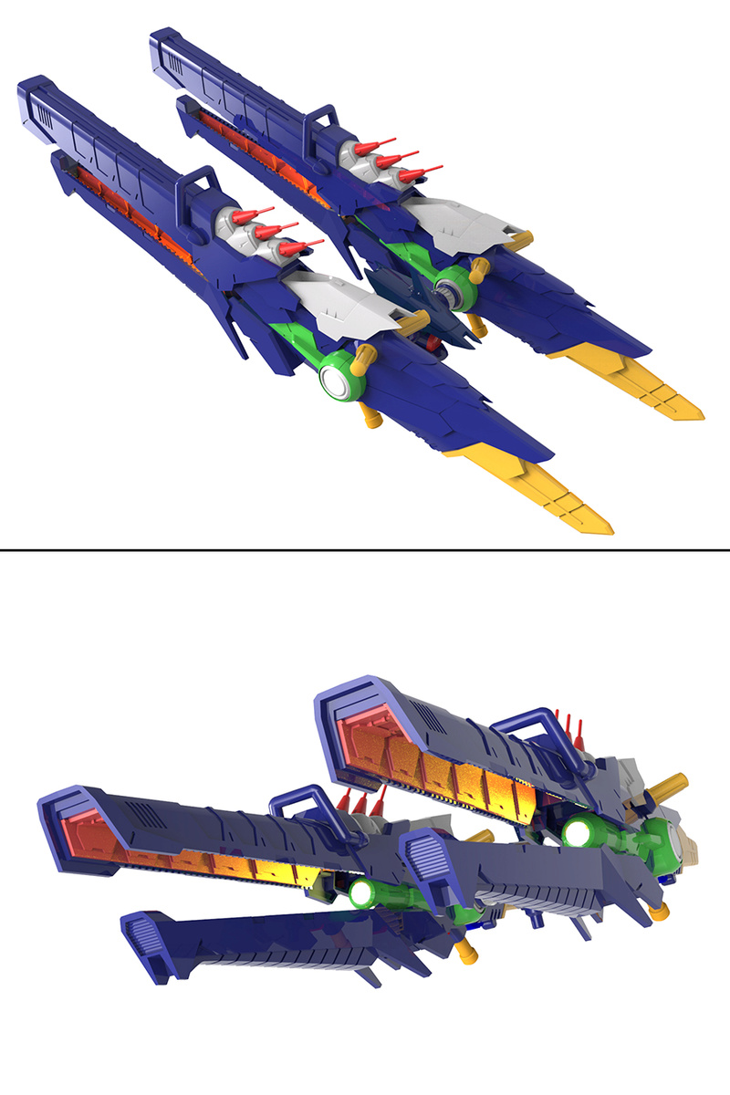 Kotetsu Jeeg (Evolution Toy) 16043913