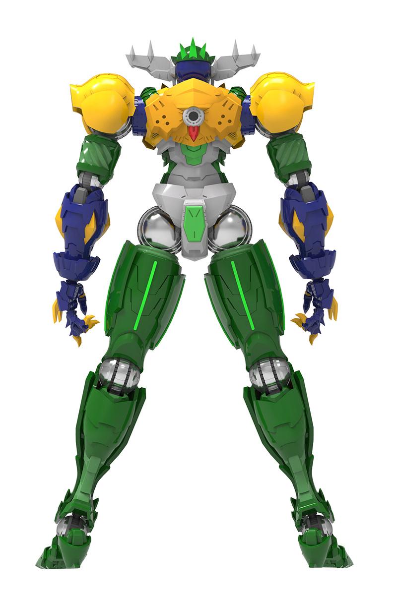 Kotetsu Jeeg (Evolution Toy) 16044010