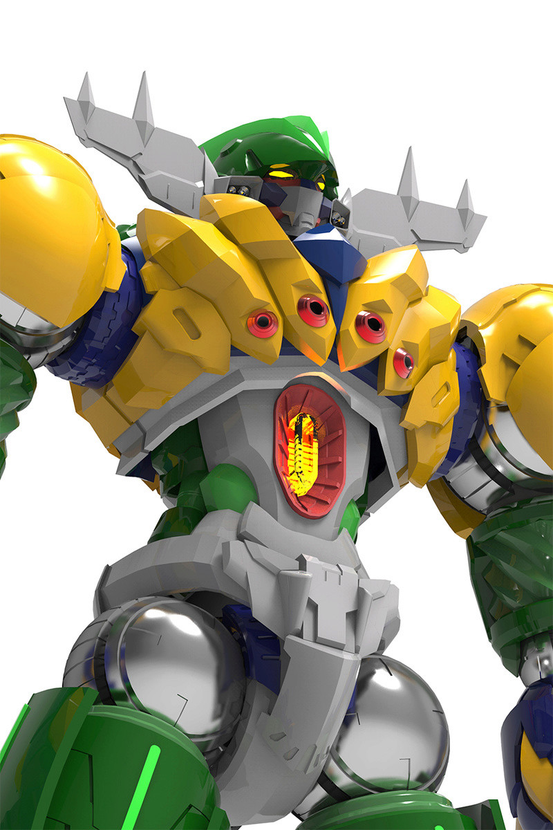 Kotetsu Jeeg (Evolution Toy) 16044011