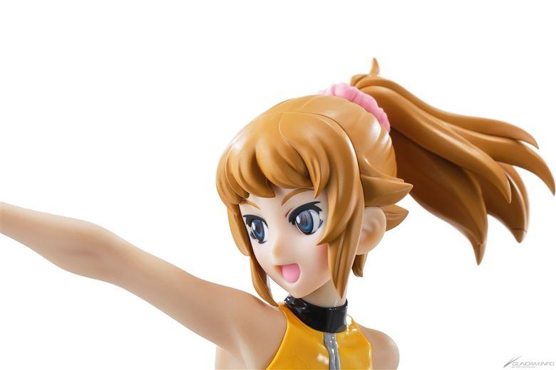 Gundam : Figure Rise Labo - Takatoshi Warrio Try - Hoshino Fumina (Bandai) 16253410