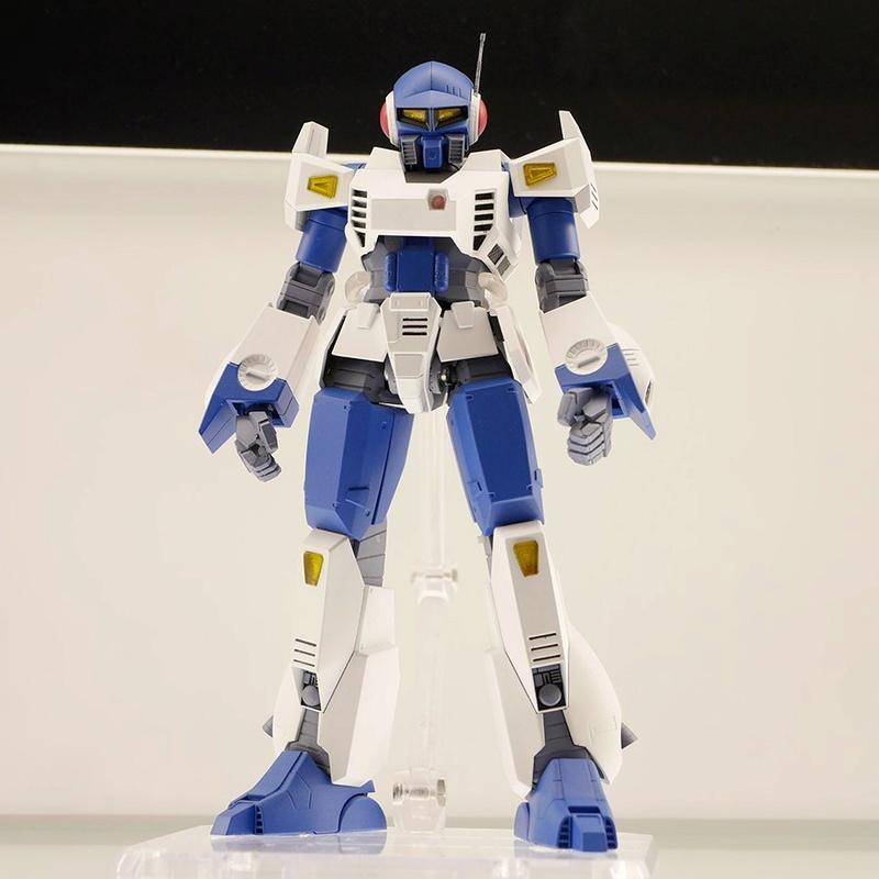 Techno Police 21C - Techroid Blader - HI-METAL R (Bandai) 16262810