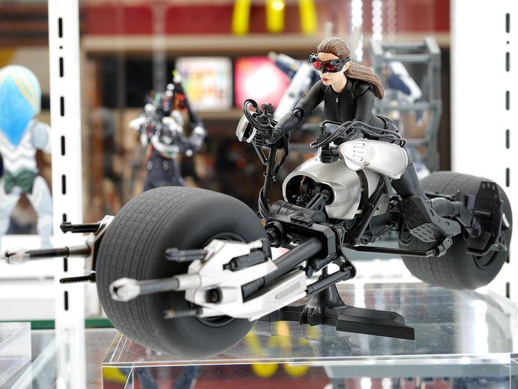 Catwoman - Batman The Dark Knigh rises - SH Figuarts (Bandai) 17025710