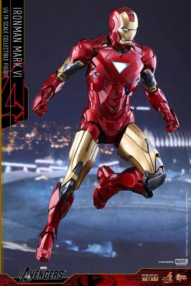 Avengers - Iron Man Mark VI (6) 1/6 (Hot toys) 17041010