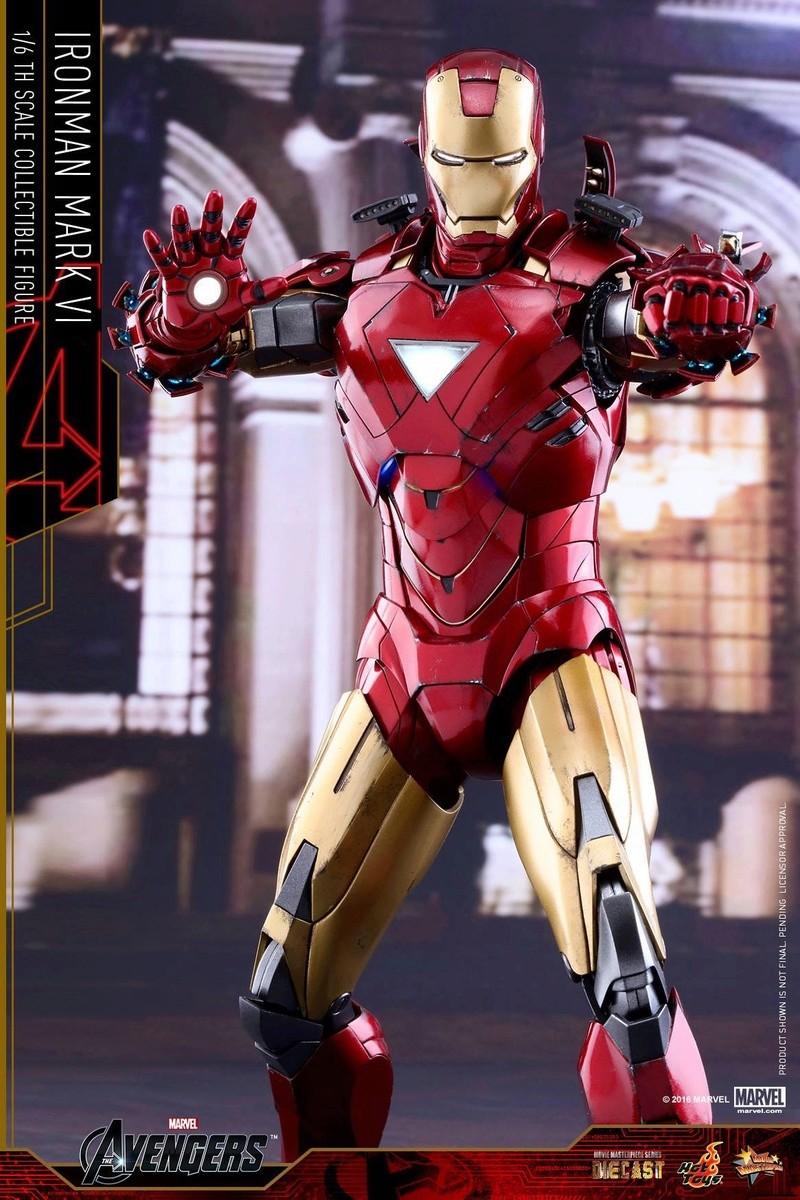 Avengers - Iron Man Mark VI (6) 1/6 (Hot toys) 17042710