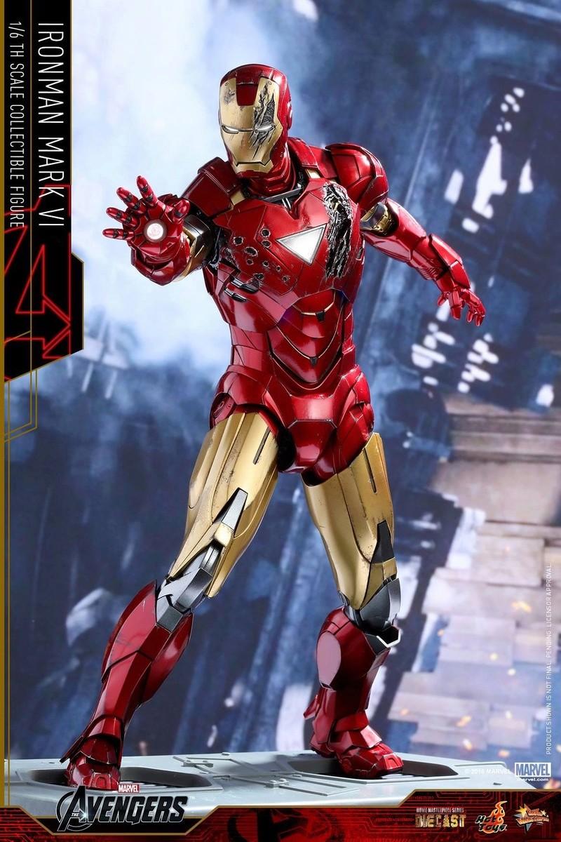 Avengers - Iron Man Mark VI (6) 1/6 (Hot toys) 17045010