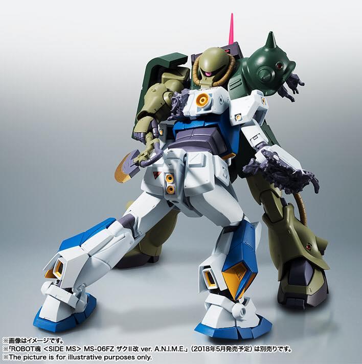 Gundam - Metal Robot Side MS (Bandai) - Page 2 17131111
