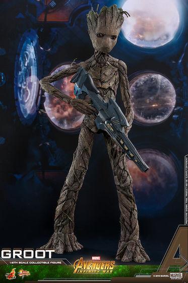 Avengers - Infinity Wars 1/6 (Hot Toys) 17391816