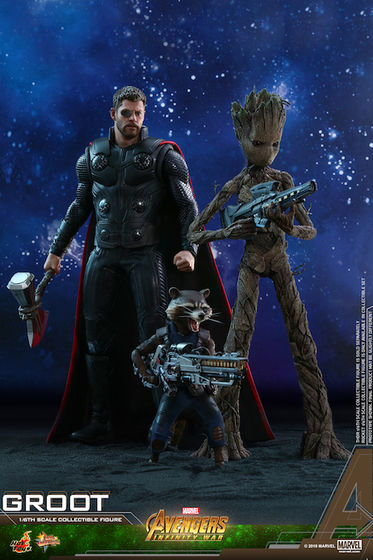 Avengers - Infinity Wars 1/6 (Hot Toys) 17391818