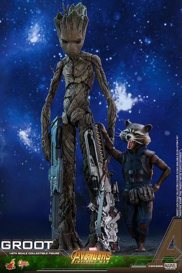 Avengers - Infinity Wars 1/6 (Hot Toys) 17392022