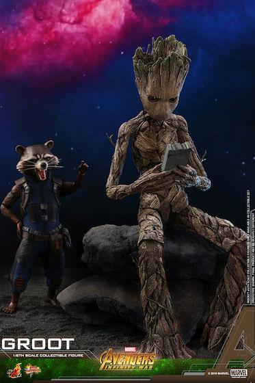 Avengers - Infinity Wars 1/6 (Hot Toys) 17392023