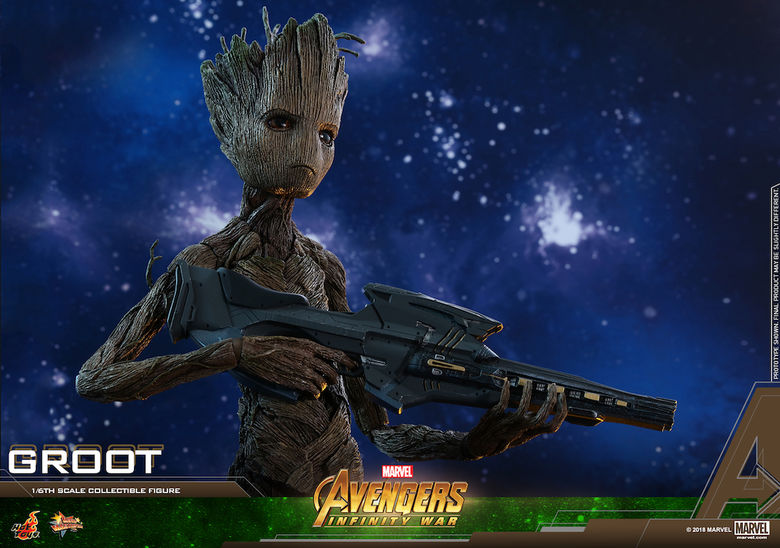 Avengers - Infinity Wars 1/6 (Hot Toys) 17392114