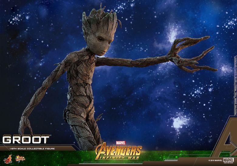 Avengers - Infinity Wars 1/6 (Hot Toys) 17392115