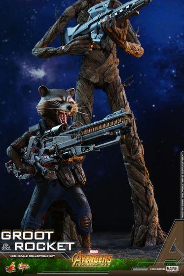 Avengers - Infinity Wars 1/6 (Hot Toys) 17415510