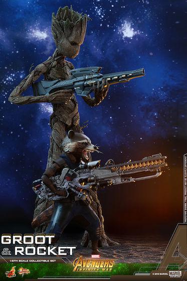 Avengers - Infinity Wars 1/6 (Hot Toys) 17415513