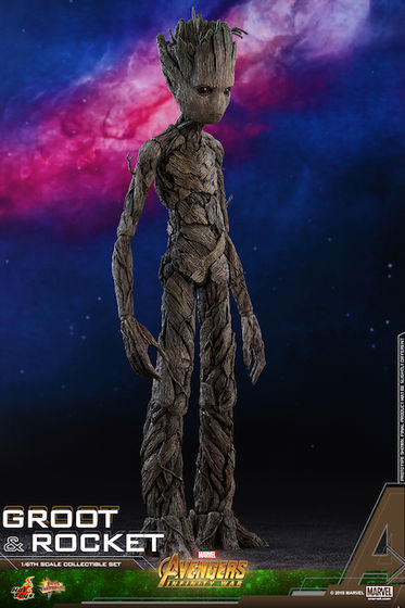 Avengers - Infinity Wars 1/6 (Hot Toys) 17415514