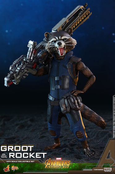 Avengers - Infinity Wars 1/6 (Hot Toys) 17415615