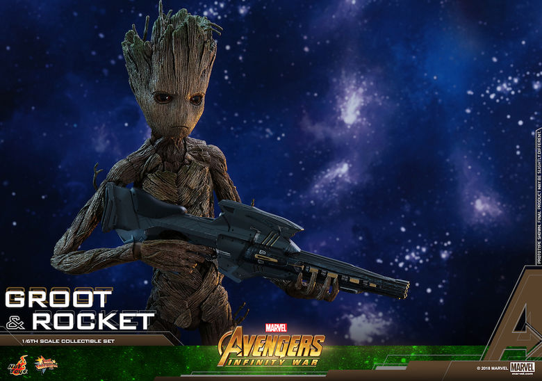 Avengers - Infinity Wars 1/6 (Hot Toys) 17415713